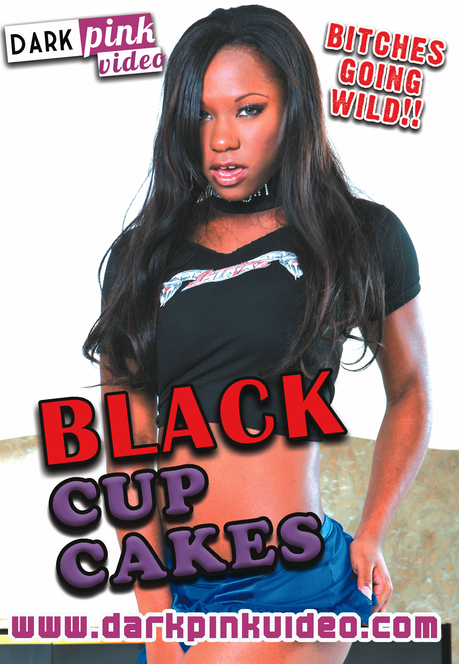 Black Cup Cakes