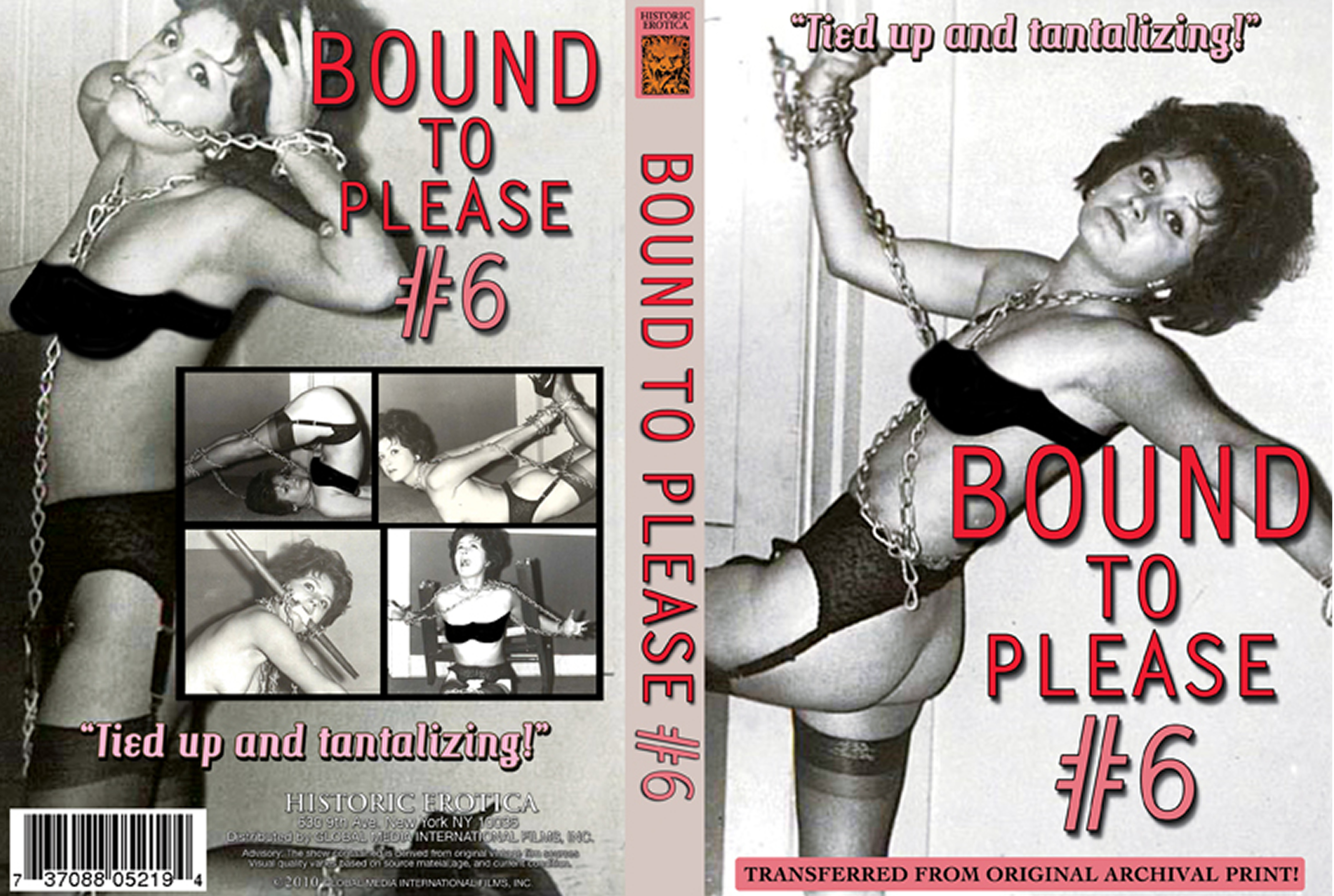 Bound to Please #6